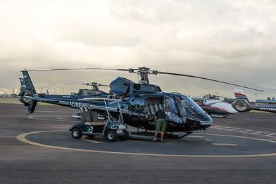 Maui-Sunshine helicopter trip