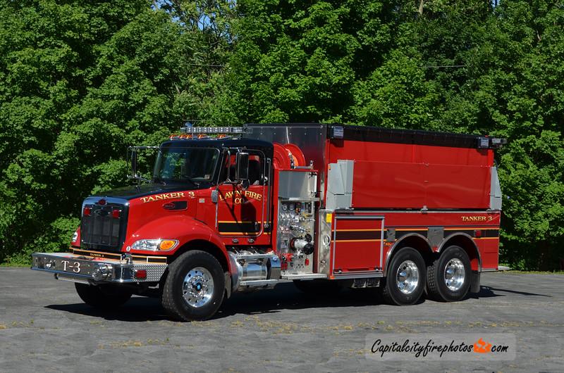 Lawn Tanker 3: 2015 Peterbilt/Pierce 1000/3000
