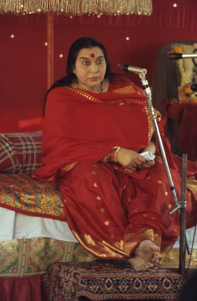 Shri Mahakali Puja, 19 December 1982, Lonavala India