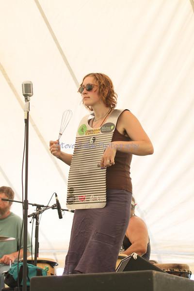 Native Earthling Band - Ithaca Festival 2011