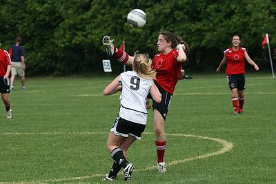 U15 Girls- CFC vs. Capital
