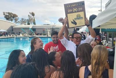La Salle Cruises Past Rancho Mirage to Capture CIF Title