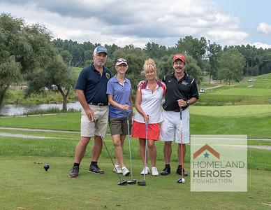 Homeland Heroes Golf Tournament 2018
