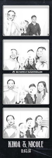Khoa & Nicole Wedding - November 3, 2018