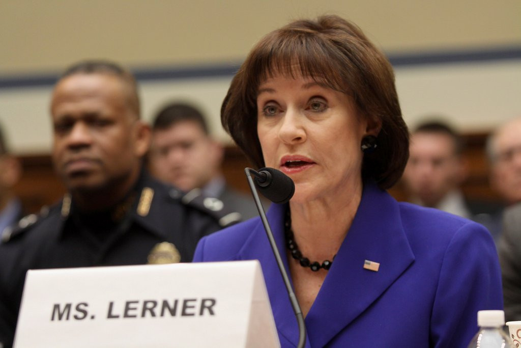 ". <p>9. LOIS LERNER <p>Former IRS official willing to invoke all 27 amendments to avoid talking. (unranked) <p><b><a href=\'http://www.cbsnews.com/news/lois-lerner-pleads-the-fifth-again-doesnt-testify-on-irs-targeting/\' target=""_blank\""> HUH?</a></b> <p>     (AP Photo/Lauren Victoria Burke)"