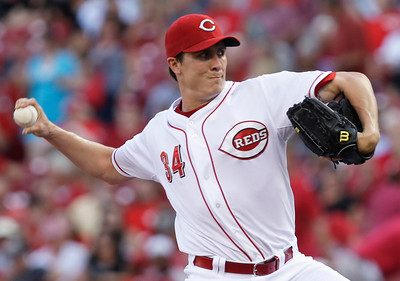 Homer Bailey no-hitter