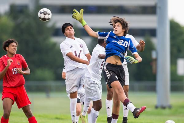 09-07-2021 Boys Soccer vs North Central