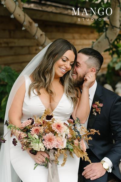 Madsen's Greenhouse: Vanessa and Adam