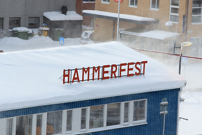 Norway, Hammerfest