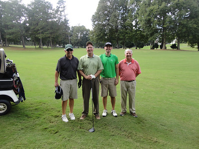 2nd Annual Golf Tournament for Urban Ministry