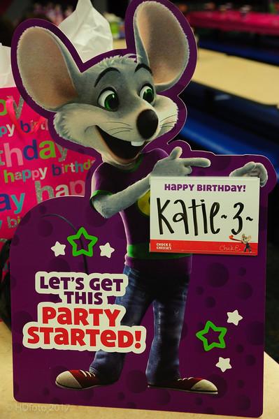 Katie 3rd Birthday Oct. 20, 2017