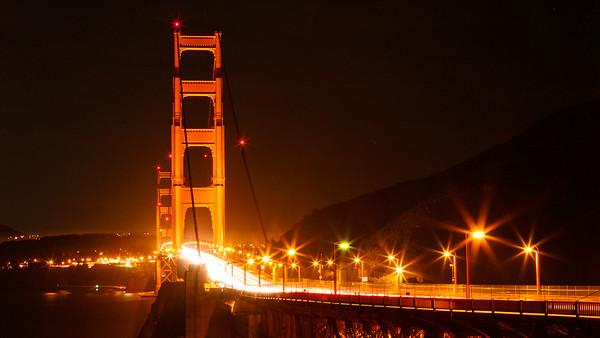 Golden Gate Bridge | San Francisco, CA