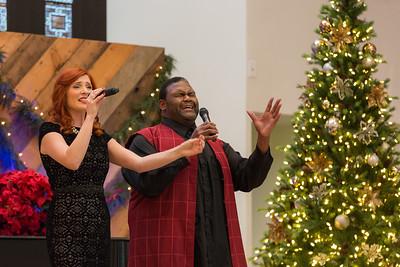 Christmas at Shepherd's Grove