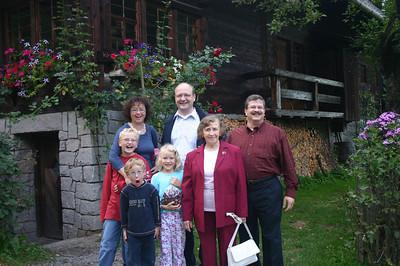 Eisenhardt Visit September 2007