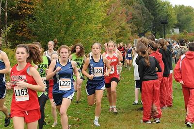 Girls Varsity Race