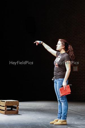 One Act Rehearsal Cinderella 2/12/13