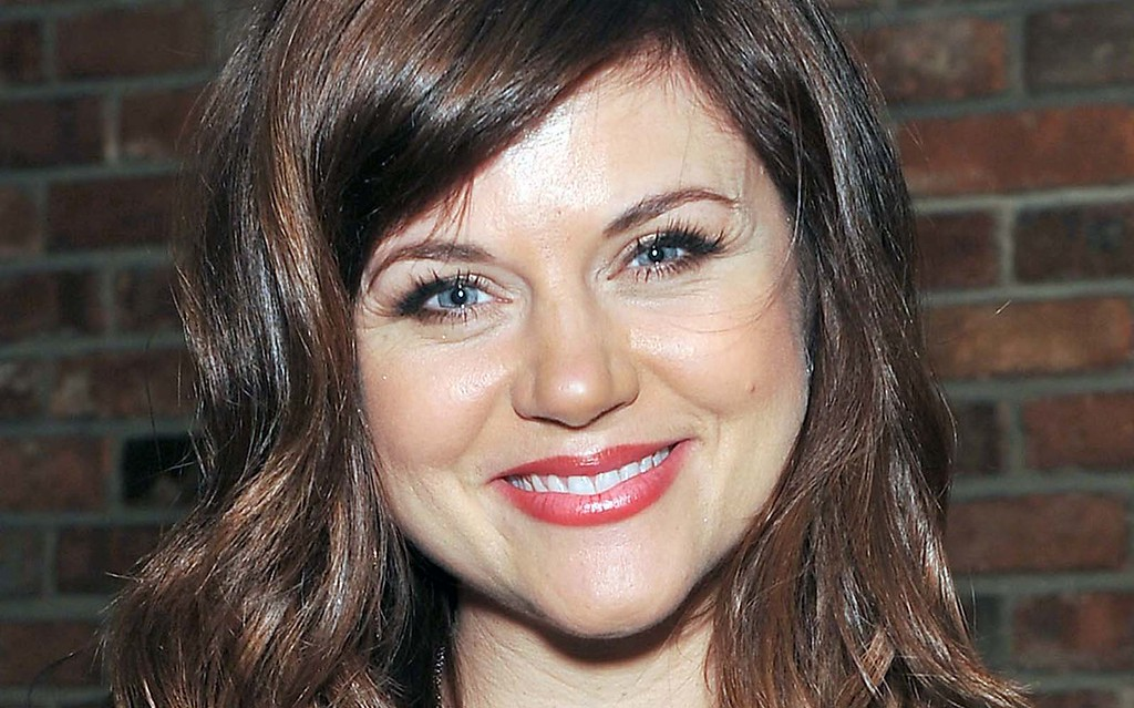 . Actress Tiffani Thiessen of �White Collar� is 43. She graduated from �Saved by the Bell� and �Beverly Hills 90210.� (Getty Images: D Dipasupil)