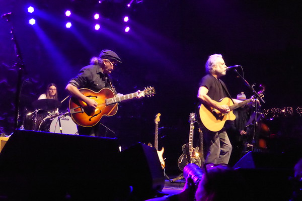 Bob Weir and Friends at Christmas Jam 2016