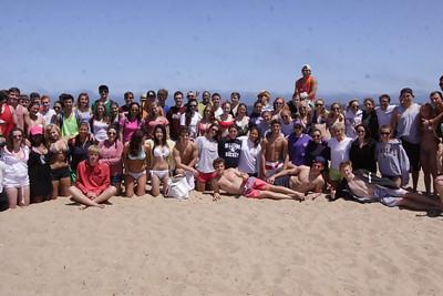 Senior Beach Day 2012