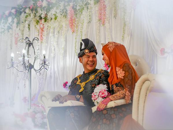 Lisa & Izwan