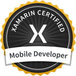 Certified Xamarin Mobile Developer