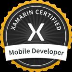 Certified Xamarin Mobile Developer