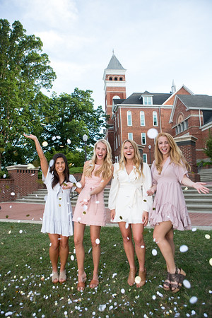 Clemson - Kayla, Maddie, Mary & Sophia