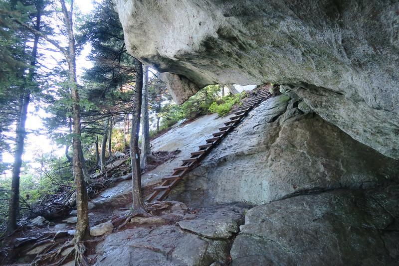 Grandfather Trail -- 5,550'
