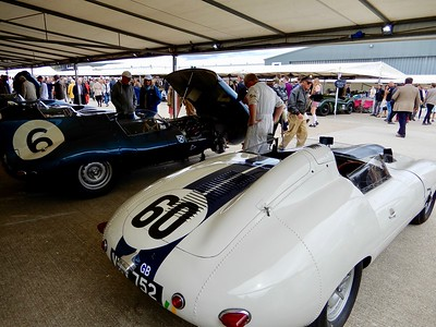 2018 Goodwood Revival Day 2