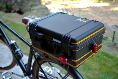 Pelican Trunk for my ebike