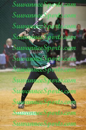 Suwannee High School Softball 2011