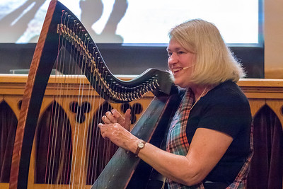 Celtic Harp Workshop