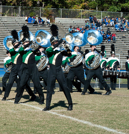 2013-10-26: Captial City Band Expo Sanderson HS