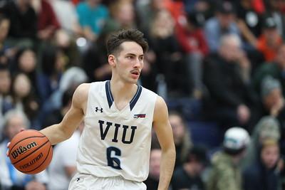 VIU Basketball (November 3, 2018)