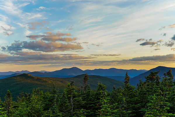 White Mountains with Backcountry Yoga