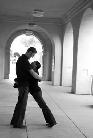 Jael and Scott's Engagement Pictures
