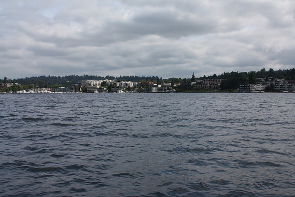 Lake Washington Aug '09