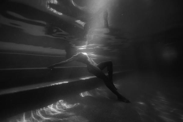 Underwater Jessica