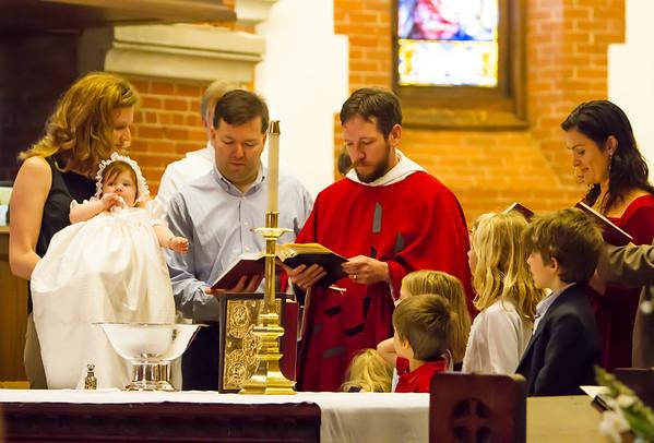 Baptism Mary Catherine