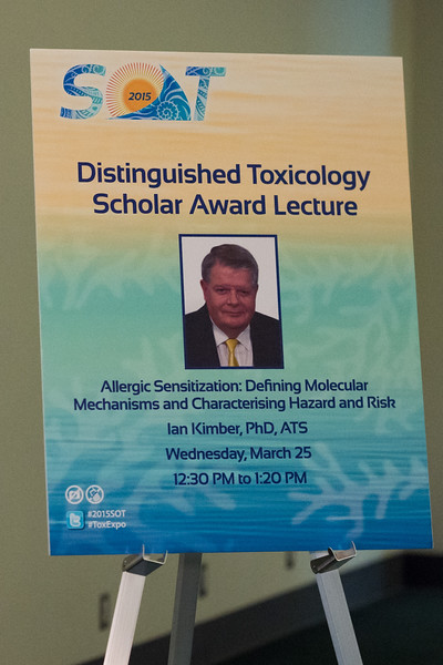 Distinguished Toxicology Scholar Award