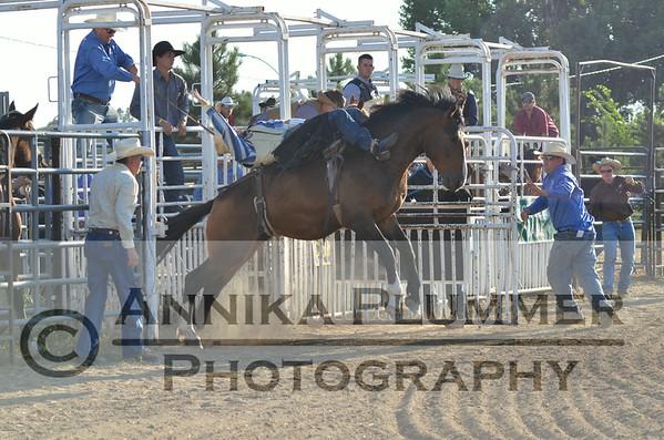 NDRA Rodeo - Hettinger Sat Perf - 08-02-2014