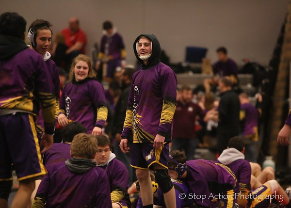 2016-02-06 KingCo 4A Issaquah Wrestling Prelims