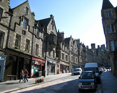 Edinburgh, July 2007
