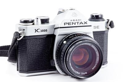 Pentax K1000, 1976