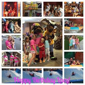 Lacy's 9th Birthday