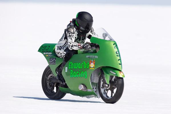 2014 Bonneville Motorcycle Speed Trials