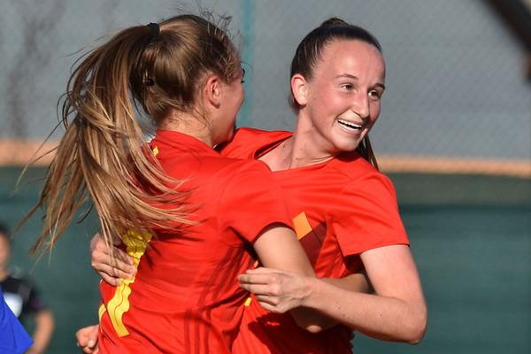20191002 - Bosnia and Herzegovina U19 - Belgian Red Flames U19