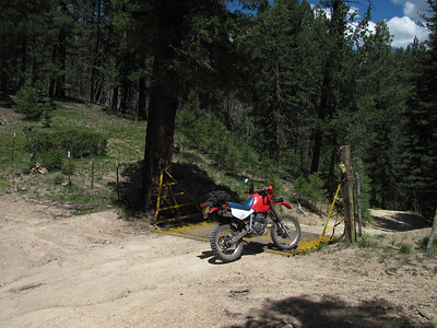 NM- Bull Creek Pass (UNP)