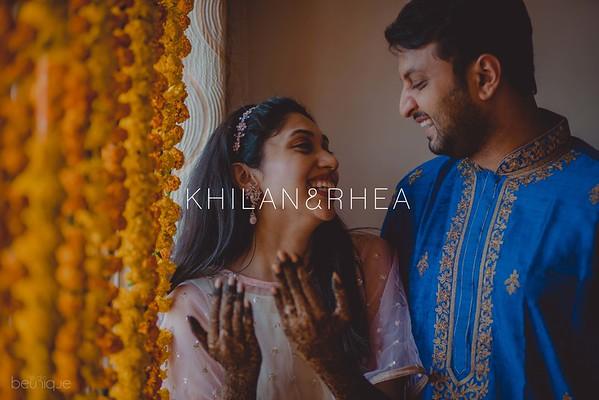 Khilan and Rhea | Ahmedabad 2018