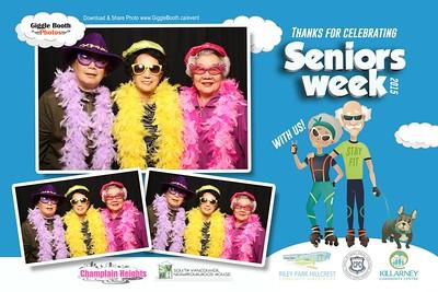 Killarney Seniors Week 2015